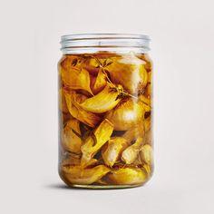 Herby Garlic Confit Recipe | Bon Appétit
