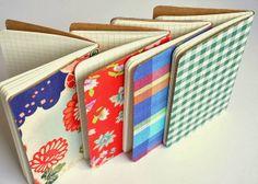 DIY Notebooks www.wimketolsma.nl