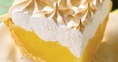Lemon Pie Facil, Lemon Pie Receta, Fodmap Recipes, Pie Recipes, Dessert Recipes, Oreo Dessert, Gourmet Recipes, Breakfast Recipes, Snack Recipes