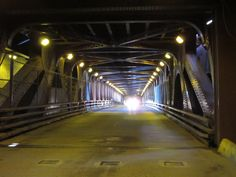 Lower Wacker Drive - this road fascinated my kids when they were small.