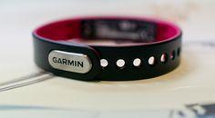 Garmin Vivosmart: Der Fitness-Alleskönner #Garmin #Fitnessarmband #Test #Fitnesstracker #Vivosmart