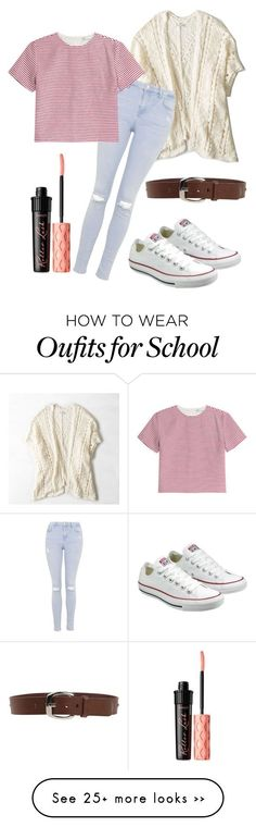 Take a look at the best school outfits in our gallery. Get inspiration from these cute and casual school outfits. You can wear these outfits in winter or summer. We have different outfits for different seasons. You can share the best ones for you with you First Day Of School Outfit, Casual School Outfits, Outfits For Teens, School Fashion, Teen Fashion, Runway Fashion, Fashion Outfits, Fashion Trends, Dress Outfits