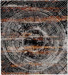 Yessodot B Mohair Hand Knotted Tibetan Rug from the Christopher Fareed Designer Rugs collection at Modern Area Rugs