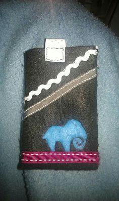 Handy Tasche Elefant