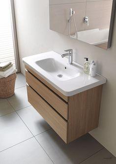 Duravit - Lavabos Duravit : vasques à poser, lavabos, vasque à encastrer ou lavabos pour meubles