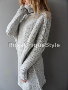 Visnxgi 9 Colours Women Sweaters Pullovers Casual Long Sleeve O-Neck Knitted Christmas Sweter Casacos Femininos S-Xl Loose Knit Sweaters, Winter Sweaters, Sweaters For Women, Knitting Sweaters, Baby Knitting, Baby Alpaca, Alpaca Wool, Diy Vetement, Alpacas