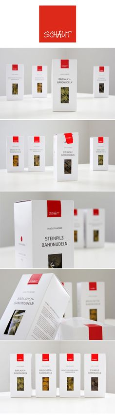 clean #packaging for a pasta manufactury | Would you buy it?