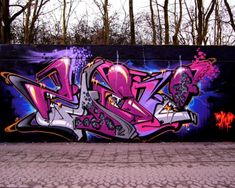 I have such respect and admiration for graffiti Street Art Graffiti, Graffiti Piece, Love Graffiti, Graffiti Writing, Graffiti Artwork, Graffiti Lettering, Graffiti Wall, Mural Art, Art Du Monde