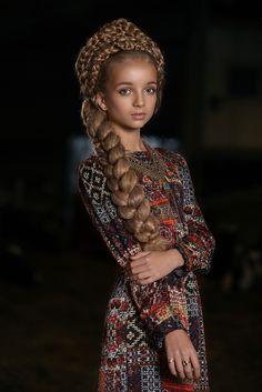 Stylists, Elegant, Folklore, Artist, Model, January, Hair, Photography, Magazine