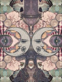 #art #graphicart #graphic #trippy #psychedelic #psychedelicart #psychedelia Psychedelic Art, Trippy, Lamb, Graphic Art, Photo Editing, Deviantart, Artist, Painting, Inspiration