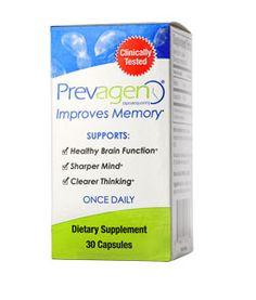 Prevagen - Improves Memory brain power