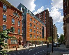 建築家が選んだ、最高峰の住宅デザイン10選 特別住宅 ジョン・C・アンダーソン・アパートメント (JCAA) ペンシルバニア州フィラデルフィア