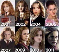 WOW #HermioneGranger