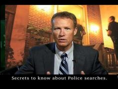 The Secrets of Police Searches http://myattorneysaid.com/the-secrets-of-police-searches-your-right-to-say-no/