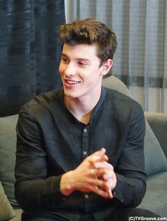 Shawn Mendes for TV Groove 2017