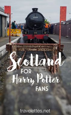 Riding the Hogwarts Express: Things to do in Scotland for Harry Potter Fans Want a magical journey t Scotland Vacation, Scotland Travel, Scotland Trip, Glasgow, Places To Travel, Travel Destinations, Holiday Destinations, Travel Stuff, Harry Potter Filming Locations