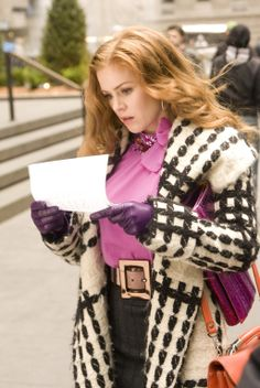 Rebecca Bloomwood (Isla Fisher) ~ Confessions of a Shopaholic (2009) ~ Movie Stills