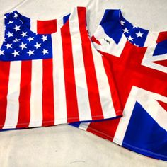 a5c6e0e0b American flag pinnies from Lightning Wear®. Made to order custom jerseys in  Maryland USA.