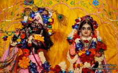 To view Radha Parthasarathi Close Up Wallpaper of ISKCON Dellhi in difference sizes visit - http://harekrishnawallpapers.com/sri-sri-radha-parthasarathi-close-up-iskcon-delhi-wallpaper-004/