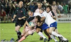 Ecco i convocati  per il World Rugby Classic 2012