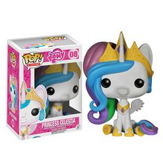 Funko Pop! My Little Pony Princess Celestia Vinly Figure