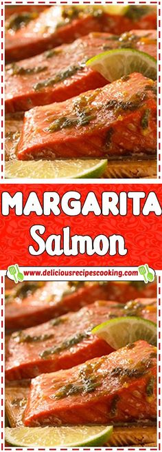 Margarita Salmon - healthy recipes & list of dishes and heart healthy recipes Kids Cooking Recipes, Dinner Recipes For Kids, Slow Cooker Recipes, Heart Healthy Recipes, Healthy Snacks, Salmon Breakfast, Best Seafood Recipes, Fabulous Foods, Tasty Dishes