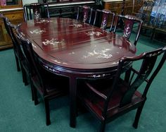 Chinese Rosewood Furniture | eBay