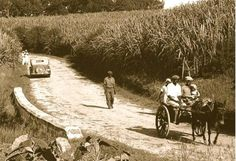 A Piece of our Past: Take a look of old Barbados ..This photo speaks volumes!