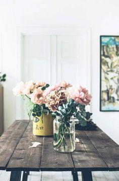 Sposób na świeże kwiaty we wnętrzu EXAMPLE.PL