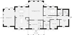 Sims 4 Houses, House Floor Plans, Villa, Exterior, Flooring, How To Plan, Interior Ideas, Home, Projects