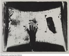 ©David Lynch, courtesy Item Editions/Hand of Dreams200 (c)David Lynch 64 x 88.5 cm lithograph