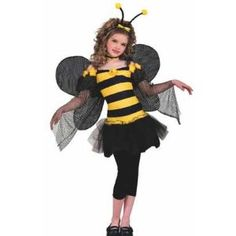 Bumble Bee Costume For Kids