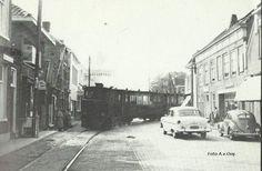 RTM Numansdorp Voorstraat (02-09-1956 Foto A.v.Ooy)