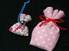 小さな袋に香りを詰めて!匂い袋の作り方|ソーイング|編み物・手芸・ソーイング