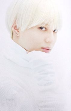 160904 S Cawaii Mag #Shinee #Taemin