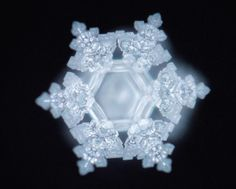 Water crystal for You Are Beautiful. By the way, you are beautiful. Share the Love and Thanks. www.myhado.com