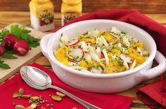 Insalata di finocchi, arance e pistacchi - My Cooking Idea