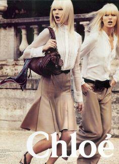 Chloé Ad 2004