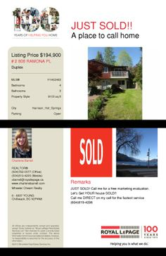 Ramona Pl house  Just Sold!!