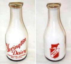 vintage+milk+bottles | Vintage Milk Bottles