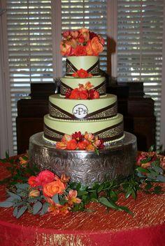 Patty Cakes TN - wedding cakes