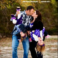 Hennig Family Pic Fall 2011-Taken in Salado, Tx by Kelly Hosch Photgraphy