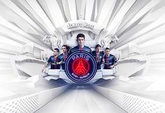 Nike News - Grandeur, Respect, Passion: Paris Saint-Germain Home Kit for 2015-16 Epitomizes Club's Core Values