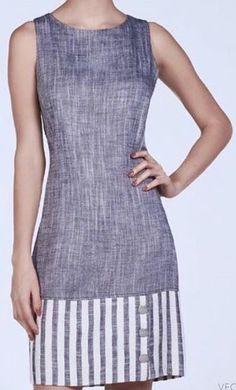 Look book 12 – cora canela – Artofit Simple Dresses, Beautiful Dresses, Casual Dresses, Short Dresses, Kurta Designs, Blouse Designs, Couture Dresses, Fashion Dresses, Linen Dresses