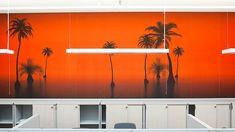 Interior_Akustoiva_seina-1 Flat Screen, Garage Doors, Interior, Outdoor Decor, Home Decor, Indoor, Flatscreen, Interiors, Interior Design