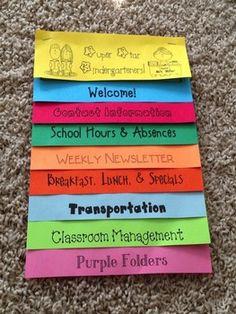 Parent Flip Book Handbook