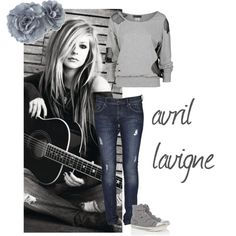 1000+ images about Avril Lavigne on Pinterest | Avril lavigne Growing up and Goodbye lullaby