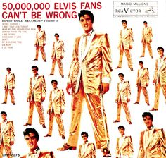 50,000 Elvis Fans Can't Be Wrong - Elvis Presley