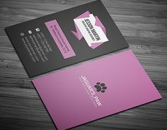 """Check out new work on my @Behance portfolio: """"Corporate Business Card"""" http://be.net/gallery/51657319/Corporate-Business-Card"""