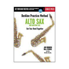 G. Schirmer Berklee Practice Method: Alto and Baritone Sax